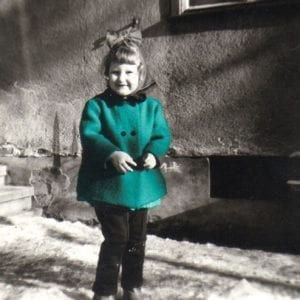 kind altes foto
