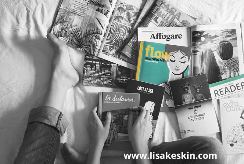 Lesen gegen Schreibblockaden