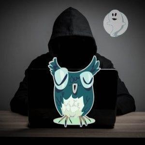 hacker, eule