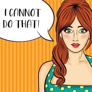 Pop art woman . Comic woman with speech bubble. Vector illustration.