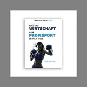 Buchcover Leadership meets Sport - Andreas Klement