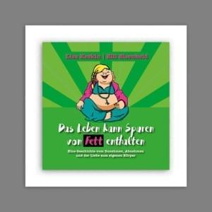 Buch Lisa Keskin Elli Eisenheld Das Leben kann Spuren von Fett enthalten
