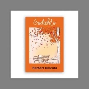 Buch Herbert Kmenta - Gedichte