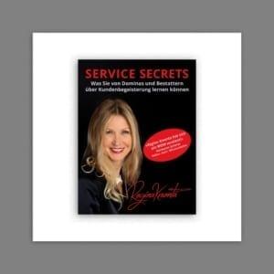 Buch Regina Kmenta Service Secrets