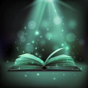 Zauberhaftes Buch