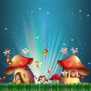 fairies-flying-mushroom-houses