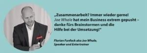 Testimonial Florian Funfack