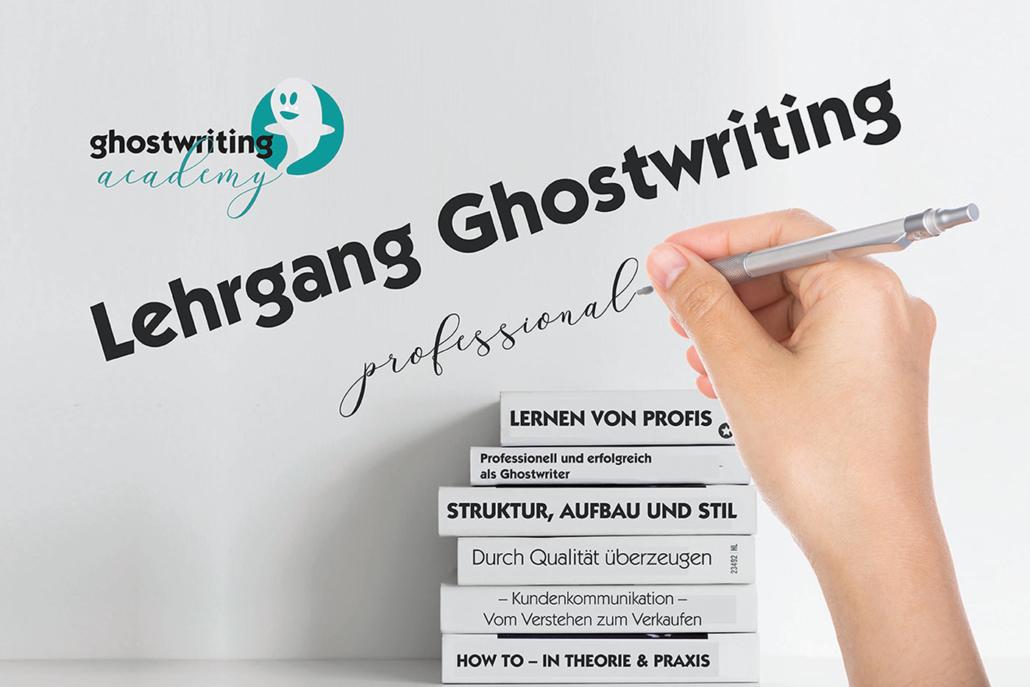 Ghostwriterlehrgang